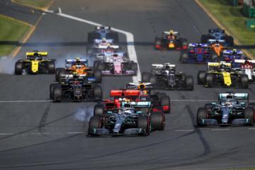 """Сезон-2020 """"Формулы-1"""" будет впервые состоять из 22 этапов"""
