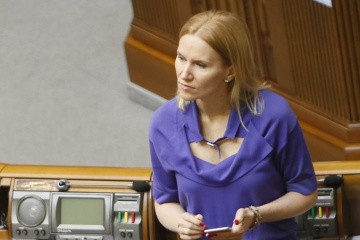 Kondratiuk calls on Ukrainian parliament to adopt statement on Belarus