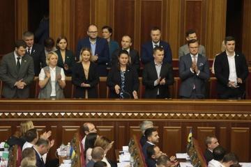 Parlament billigt neue Regierung