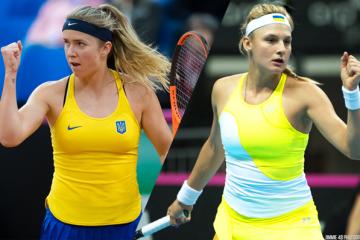 US-Open: Zwei ukrainische Tennisspielerinnen treffen in 3. Runde aufeinander
