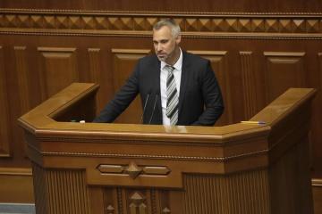 Selenskyj entlässt Luzenko und ernennt Rjaboschapka zum Generalstaatsanwalt