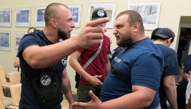 Розслідування нападу на Укрінформ триває — поліція