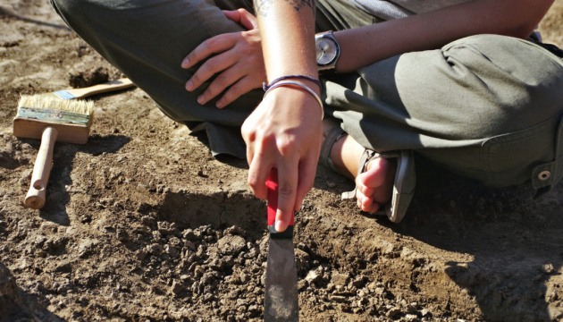 На городище в Коростене археологам хватит работы еще на 100 лет