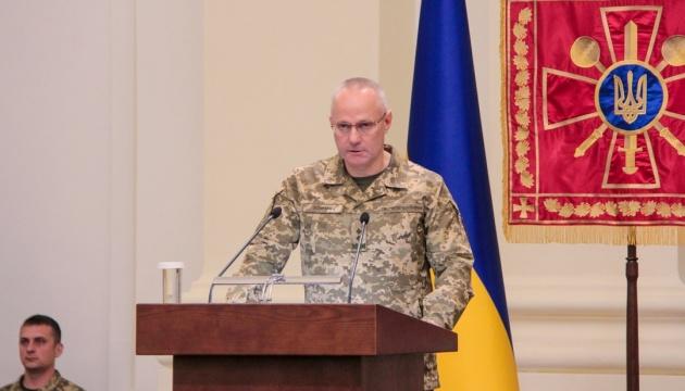 Хомчак: На окупованому Донбасі — близько 3000 офіцерів РФ