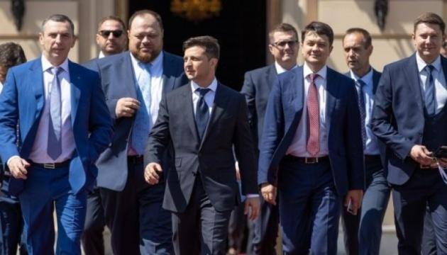 Président + «Serviteur du peuple» à la Verkhovna Rada: priorités du nouveau gouvernement
