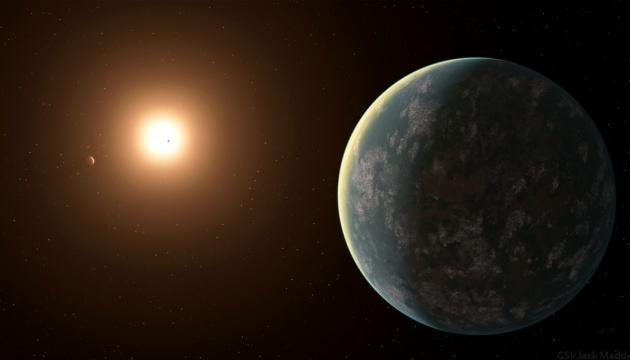 Астрономи знайшли першу потенційно населену планету