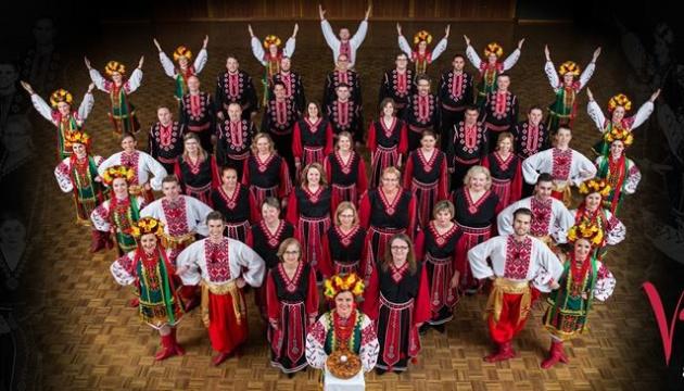 Українців у Тбілісі запрошують на концерт українського ансамблю з Канади