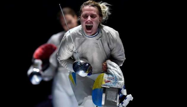 Ольга Харлан - лучшая спортсменка Украины в июле