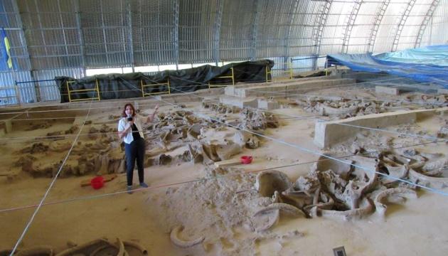 На Полтавщині презентували туристичний маршрут у поселення з кісток мамонтів