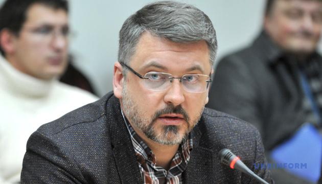 Гречанінов координуватиме робочу групу з розробки медійної частини гуманітарної стратегії