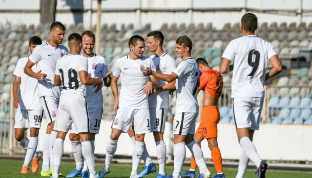 Zorya beats Buducnost to reach third qualifying round of Europa League