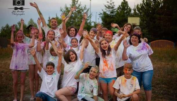 Діти з Луганщини відвідали інклюзивний табір у Польщі