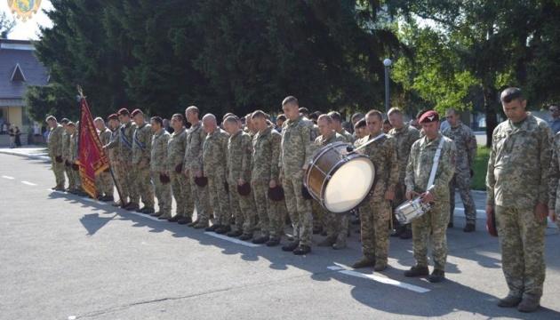 Загиблих на Донбасі воїнів-десантників вшанували у Львові