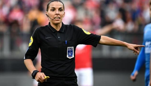 Вперше матч за Суперкубок УЄФА судитиме жіноча бригада арбітрів