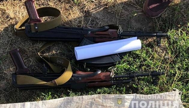 На Полтавщині викрили групу торговців зброєю