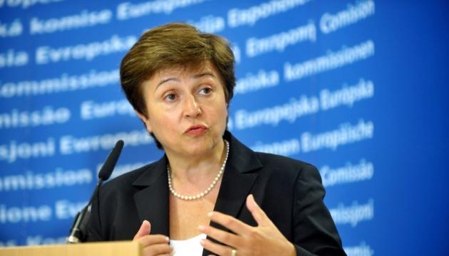 Глава МВФ про світову економіку після пандемії: Реальність може бути гіршою за прогноз