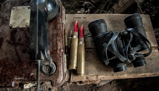 На приазовському напрямку окупанти обстріляли позиції морпіхів