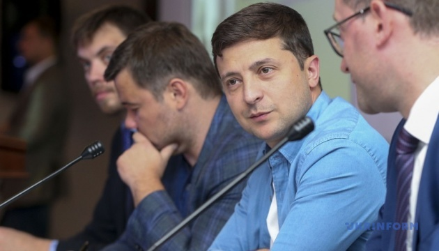Нова влада має політичну волю для розвитку медичного туризму - Зеленський