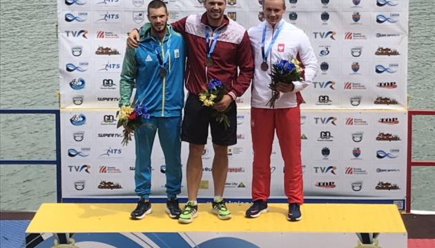 Украинские гребцы выиграли два «серебра» на чемпионате мира
