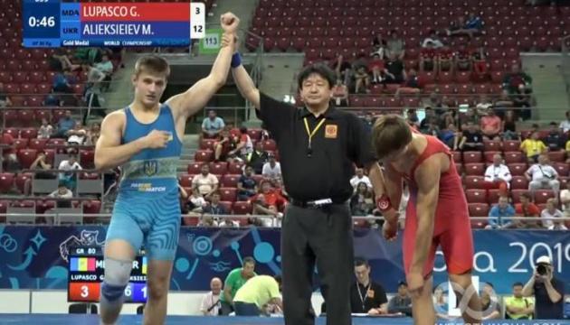 Український борець греко-римського стилю виграв