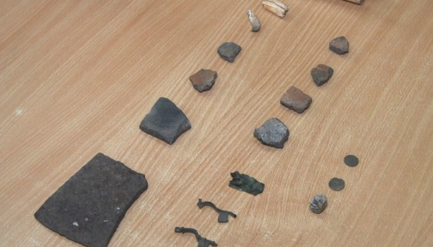 На Полтавщині при розкопках скіфської столиці археологи знайшли рідкісні артефакти
