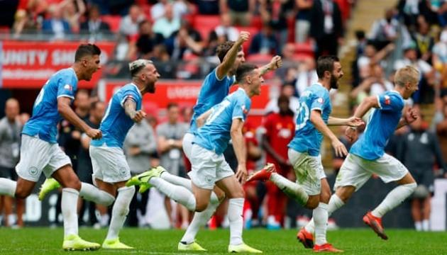 Зінченко допоміг «Ман Сіті» виграти Суперкубок Англії