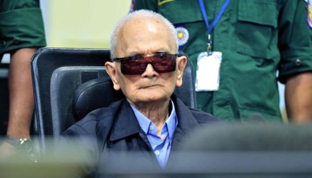 У Камбоджі помер головний ідеолог