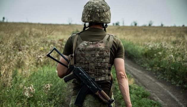 Окупанти обстріляли позиції ЗСУ під Пісками, втрат немає