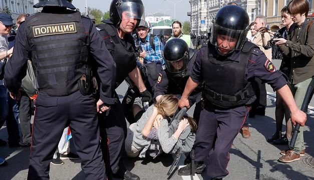 У Слідкомі РФ назвали «правомірними» дії силовиків, які зламали ногу дизайнеру