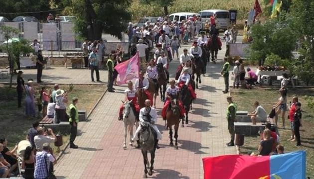 На Дніпропетровщині вшанували пам'ять кошового Івана Сірка