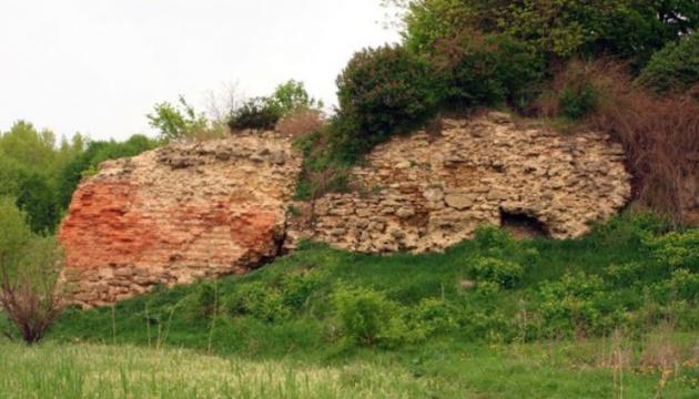 У Барській ОТГ толокою розчищають руїни замку XVІ століття