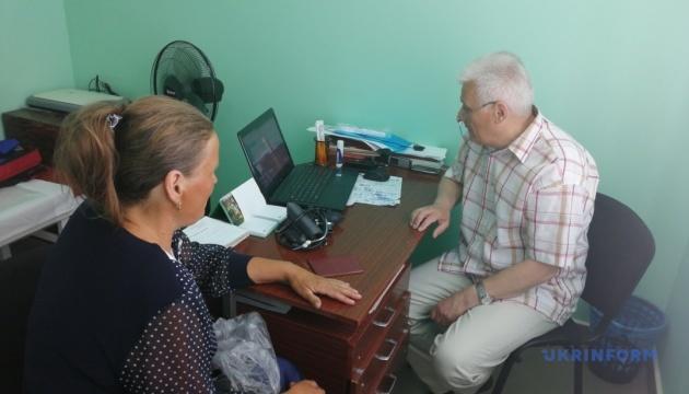 Лікар-переселенець з Донбасу отримав роботу і житло в ОТГ Чернігівщини