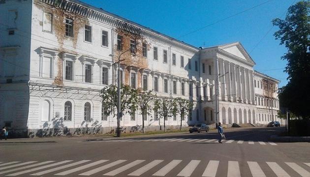 У Полтаві напівзруйнований Кадетський корпус почнуть реставрувати