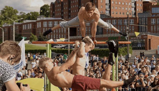 25 серпня у Києві пройде чемпіонат світу зі стрітліфтингу та воркаут-рекордів
