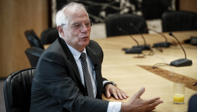 EU High Representative Borrell postpones visit to Ukraine due to coronavirus
