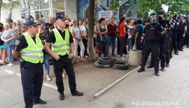 Найскандальніший округ України – ЦВК мусила зупинити безлад