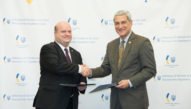 Ukraine, U.S. sign memorandum on search for POW, MIA