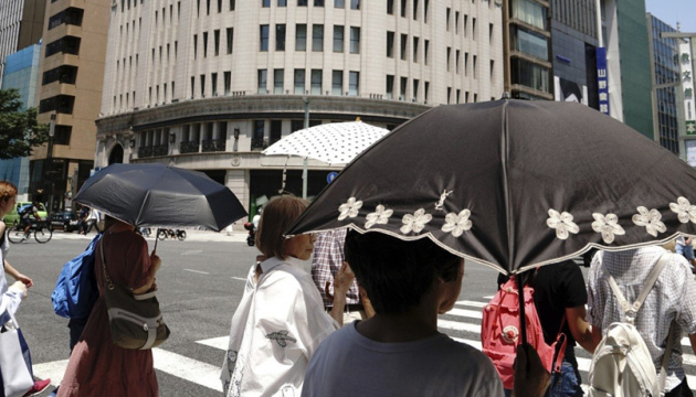 В Токио от аномальной жары погибли 148 человек