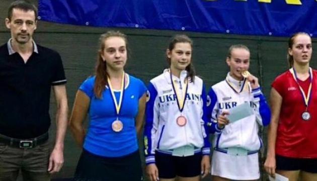 У Дніпрі відбувся міжнародний юніорський турнір із бадмінтону