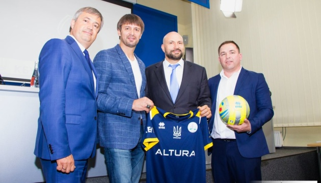Перший Міжнародний міні-футбольний турнір Europen Builders Cup 2019 (Київ, стадіон ім. В.Баннікова, головна арена)