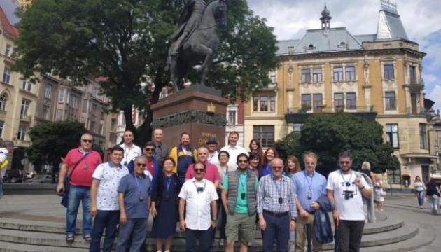 На Львовщине стартовал первый региональный форум по медицинскому туризму