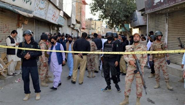 У Пакистані знову вибух, є загиблі й поранені