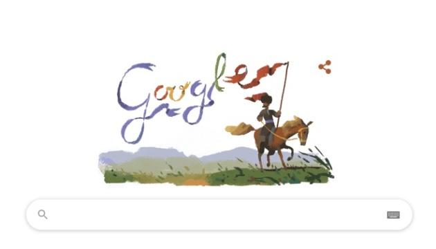 Google присвятив Doodle Пантелеймону Кулішу