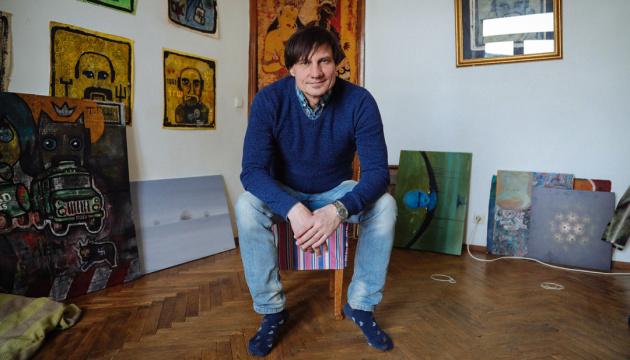 Графічний роман донецького художника про терор в ОРДЛО випустили десятьма мовами