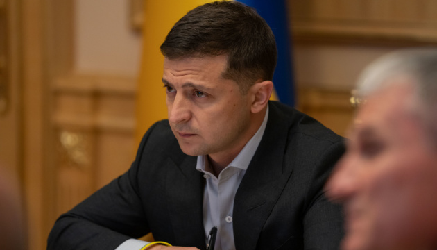 Zelensky orders SBU to join probe into arson attack on Gontareva's house