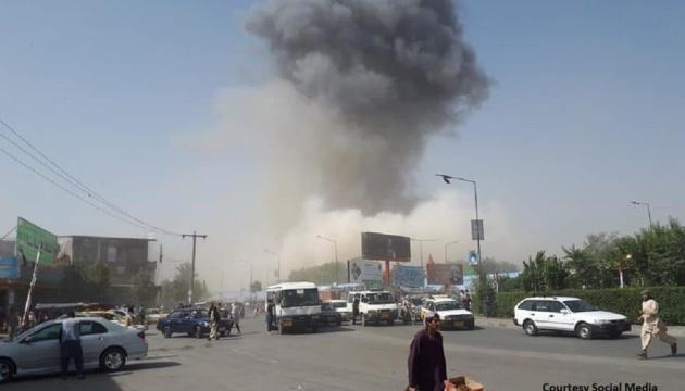У Кабулі біля головного офісу поліції підірвали авто, 18 загиблих