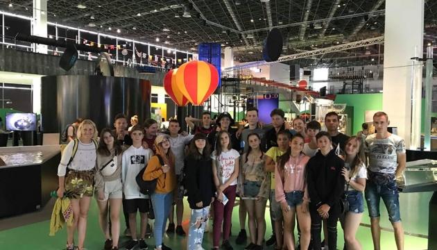 Дітей воїнів АТО запросили у літній табір в Чехії