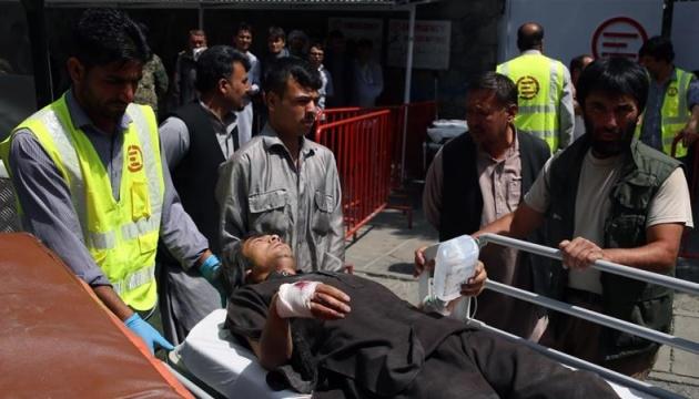 Теракт у Кабулі: кількість поранених зросла до 145