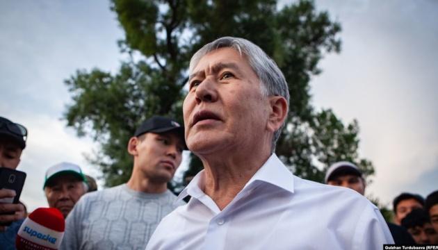 У Киргизстані спецназ штурмує дім експрезидента