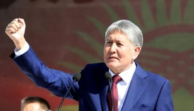 Експрезидента Киргизстану Атамбаєва затримали - ЗМІ